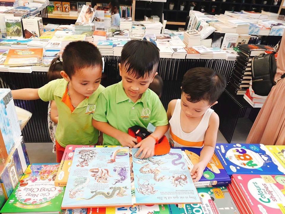 Vai trò của truyện tranh đối với trẻ nhỏ