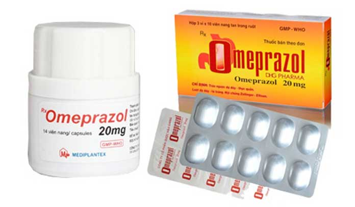 Thuốc Omeprazol 20mg là thuốc gì? Công dụng và cách sử dụng