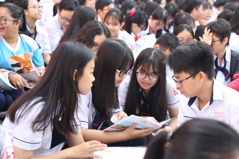 Mã ngành Đại học Khoa học Xã hội và Nhân văn vẫn bổ sung và thay đổi theo từng năm gần đây