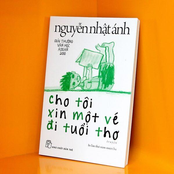 Sách của Nguyễn Nhật Ánh