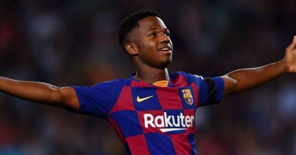 Sao Barca được triệu tập lên đội U21 Tây Ban Nha