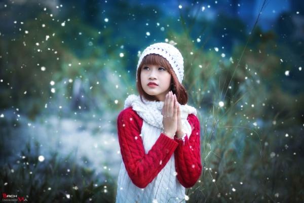 thơ hay về mùa đông cô đơn