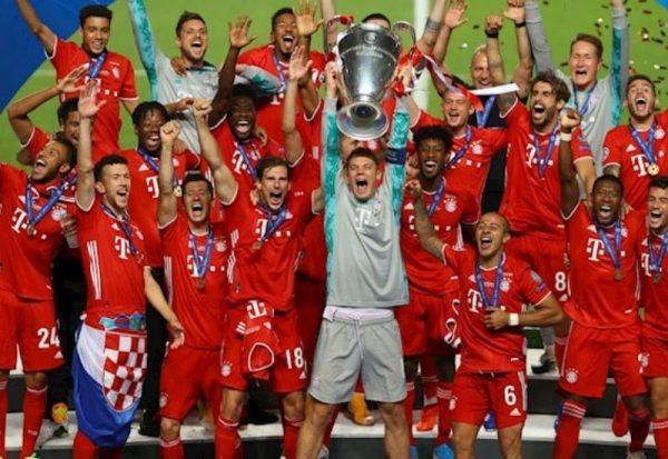 Danh sách cầu thủ Bayern Munich trong đội hình mùa giải 2020/2021