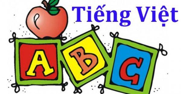 Tìm hiểu về định nghĩa các từ loại trong tiếng Việt