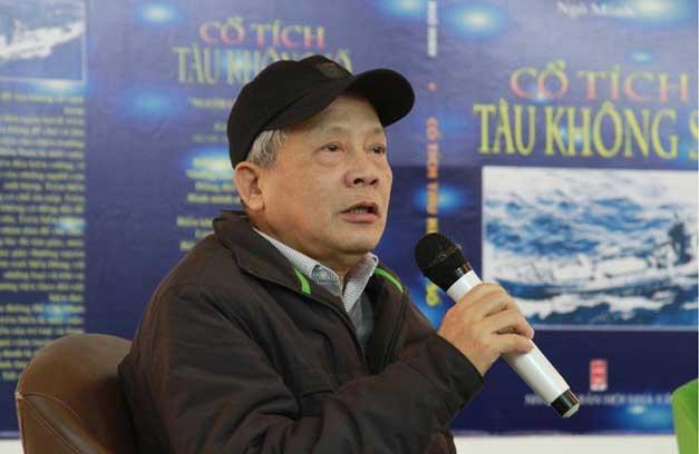Đôi nét về tác giả Nguyễn Khoa Điềm