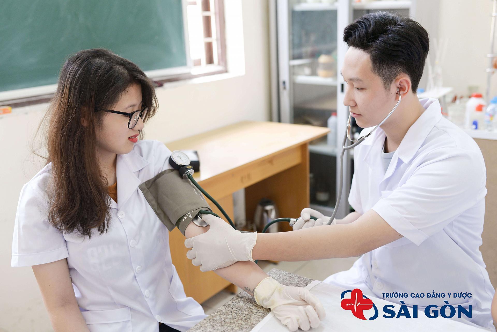 Các trường đào tạo cao đẳng điều dưỡng
