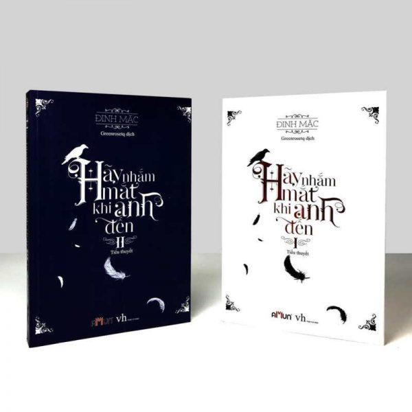 Giới thiệu một số tiểu thuyết đặc sắc của tác giả Đinh Mặc