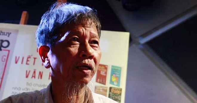 Nhà văn Nhuyễn Huy THiệp